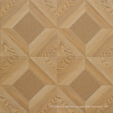 Commercial 12.3mm AC4 Embossed Oak Sound Absorbing Laminated Floor