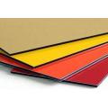 exterior, painel composto de alumínio do uso exterior, ACP, revestimento da parede, REVESTIMENTO de PVDF,