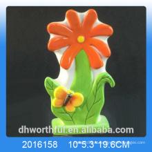 Увлажнитель воздуха цветка керамический высокого качества для комнаты