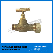 Латунный запорный клапан для счетчика воды Цена (БВ-требование s19)