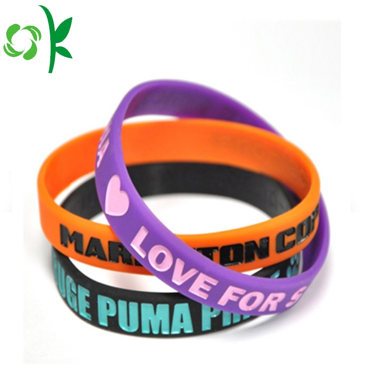 Wonderful Color Engraved Bracelet