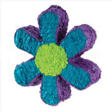 Great for Birthday Party Game Flower Pinata