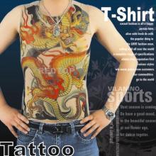 Fashion Tattoo T-Shirt Design