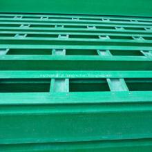 Bandeja de cabo reforçada com fibra de vidro