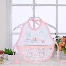 Cotton Baby Bib with Lovely Printing