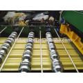 Hydraulische Aluminium Profil Fliesen Bleche Kaltumformmaschine, Dachziegel Plattenformmaschine