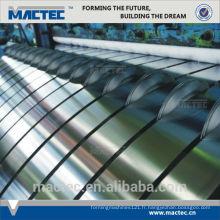 Nouveau type de papier d'aluminium de haute qualité coupe le prix de la machine