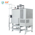 Grande machine de recyclage de distillation
