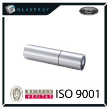 SOLE CNC Aleación de aluminio 20ml Twist up recargable Travel Spray