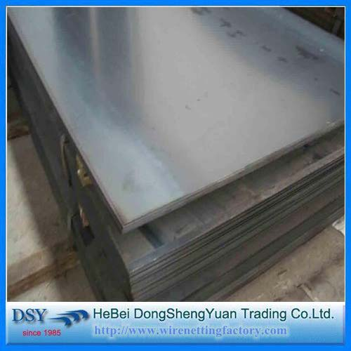 Mild Stahlplatten Hot Rolled Iron Sheet