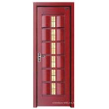 Puerta interior de madera (HDA-012)