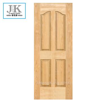 JHK-Wholesale Brich HDF Veneer Factory Door Panel Make