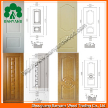 3mm White Primer Door Skin de Banyans