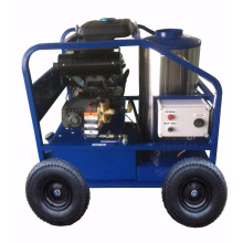 Hot water gasoline 40000psi jet washing machine