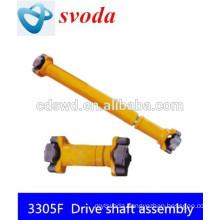 OEM service PN 15300862 terex heavy truck drive shaft