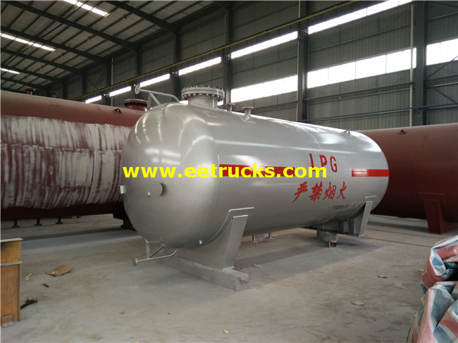 10ton Storage Gas Tanks