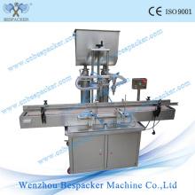 Machine de remplissage automatique double tête pour la pâte de viscosité d'emballage
