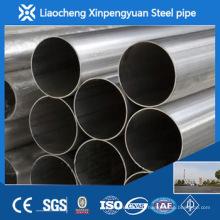 """Professional 22 """"SCH40 ASTM A53 GR.B / API 5L GR.B tube en acier inoxydable en carbone à chaud"""