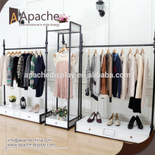 Hot sale for Display Shelves Competitive price clothing display stand for sale supply to Peru Wholesale