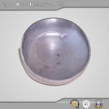 Pièce compacte en fonte d'acier