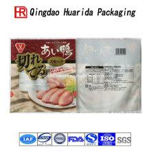 Emballage en plastique de sacs de nourriture de sac d'emballage de viande de stratification
