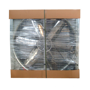 Galvanized Weight Balance Exhaust Fan for Poultry