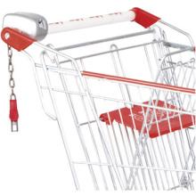 Única calidad supermercado moneda seguro cerradura cerradura/cerradura