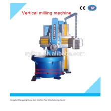 Fresadora vertical excelente y de alta precisión para la venta caliente con alta precisión