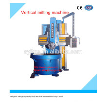 Excellent and high accuracy Vertical milling machine for hot selling with high precision