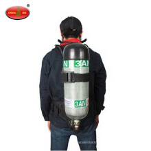 RHZKF6.8/30 Gas Cylinder Air Breathing Apparatus