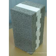 Máquina de bloco de concreto de espuma QFT10-15