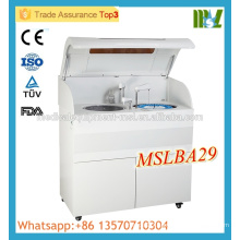 MSLBA29M Excellent quality Full automatic biochemistry analyzer Full automatic Biochemical Analyzer