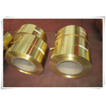 Hot sale brass strip Cu65%zn35% for making buttons