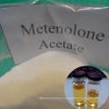 Primobolan del acetato de Methenolone del polvo de los esteroides de la hormona para el levantamiento de pesas del músculo