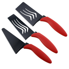 3PCS Stainless Steel Cheese Spreader Knives Set