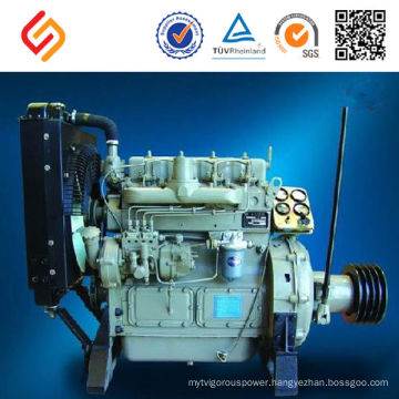 4102/4105 ststionary power name of parts of china water cooled diesel engine