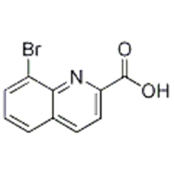 8-BROMOQUINOLINE-2-CARBOXYLIC ACID CAS 914208-15-4