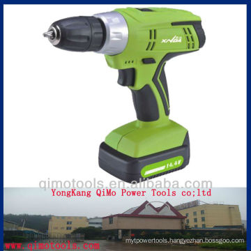 14.4v two speed lithium battery drill