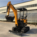 2Ton Small Excavator YN20 Crawler Excavator