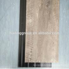 venta caliente de 4 mm 5 mm de suelo de vinilo con clic