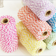Quality for Colorful Twisted Paper Cor multi color paper cord supply to Spain Wholesale