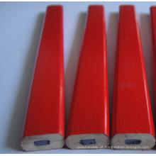 Lápis de carpinteiro para brinde promocional