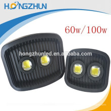 De bonne qualité 30w 60w 80w 100w cob outdoor flood light