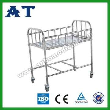 S.S baby bed