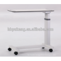 F-32-1 Adjustable over bed table, hospital equipment, medical furniture