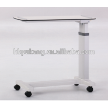F-32-1 Mesa de cama ajustable, equipo hospitalario, muebles médicos