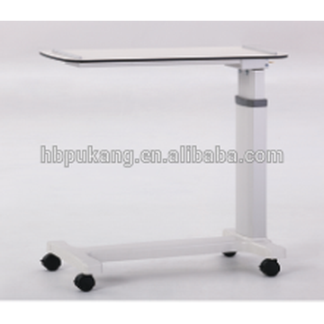 F-32-1 Mesa de cama ajustável, equipamento hospitalar, móveis médicos