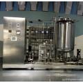 Kundenspezifisches Reinigungssystem für Mineralwasseraufbereitung