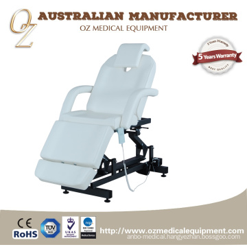 Hospital Bed Multifunction Electric Treatment Table Physical Therapy Couch Examination Bed