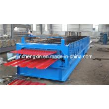 Doppelschicht-Rollformmaschinen